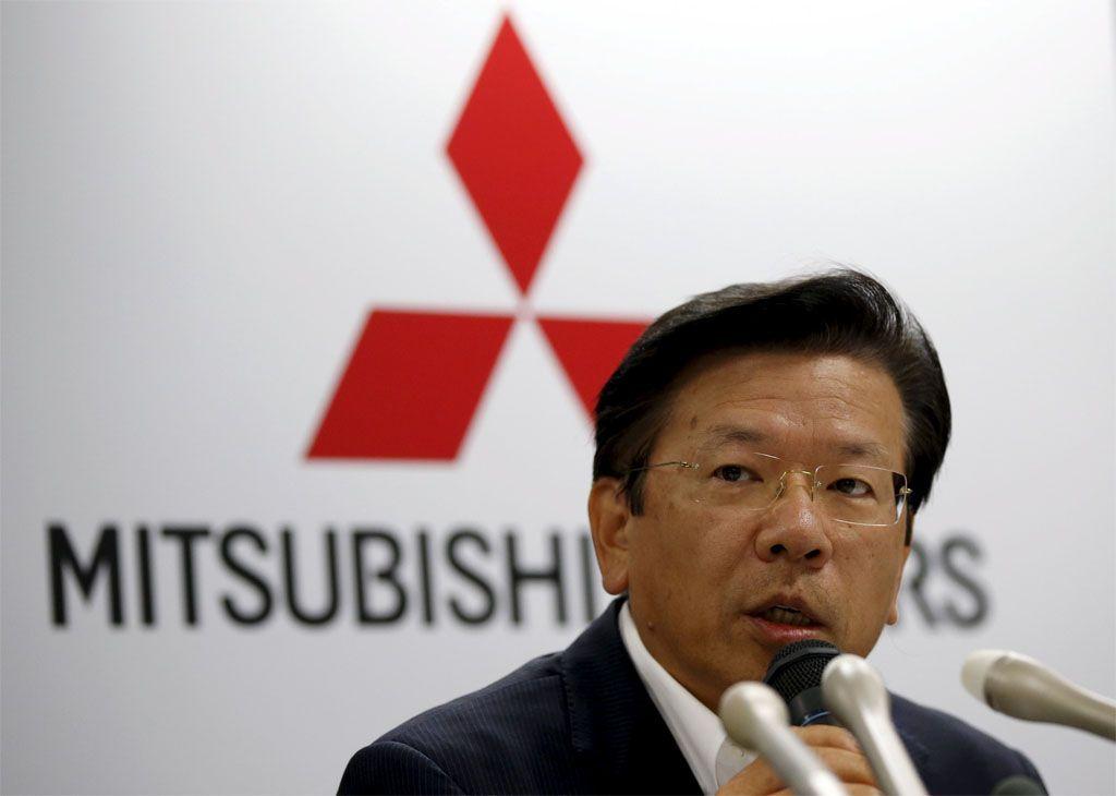 Emissioni truccate Mitsubishi: dati alterati su quattro modelli