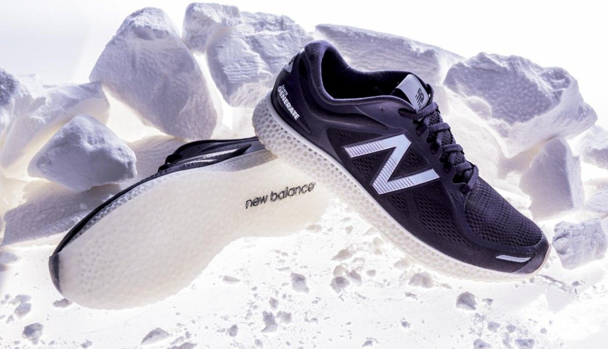 Prime scarpe stampate in 3D: Zante Generate di New Balance