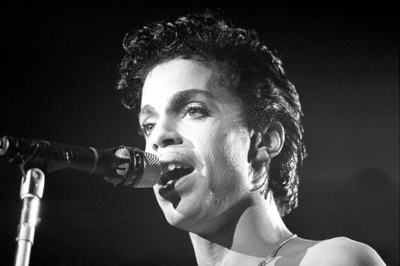 File photo Prince Rogers Nelson