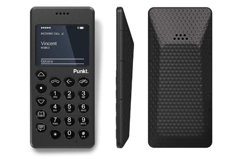 Punkt. MP01: il telefonino per disintossicarsi dal tech