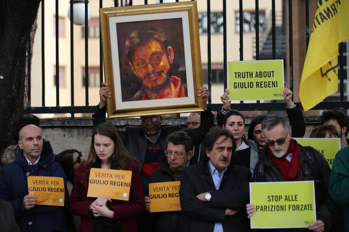 Mattarella: 'Nessuno dimentichi Regeni', e il NYT si schiera al favore dell'Italia
