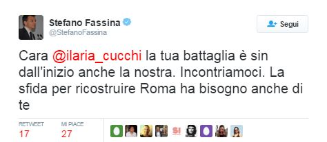 Tweet Fassina