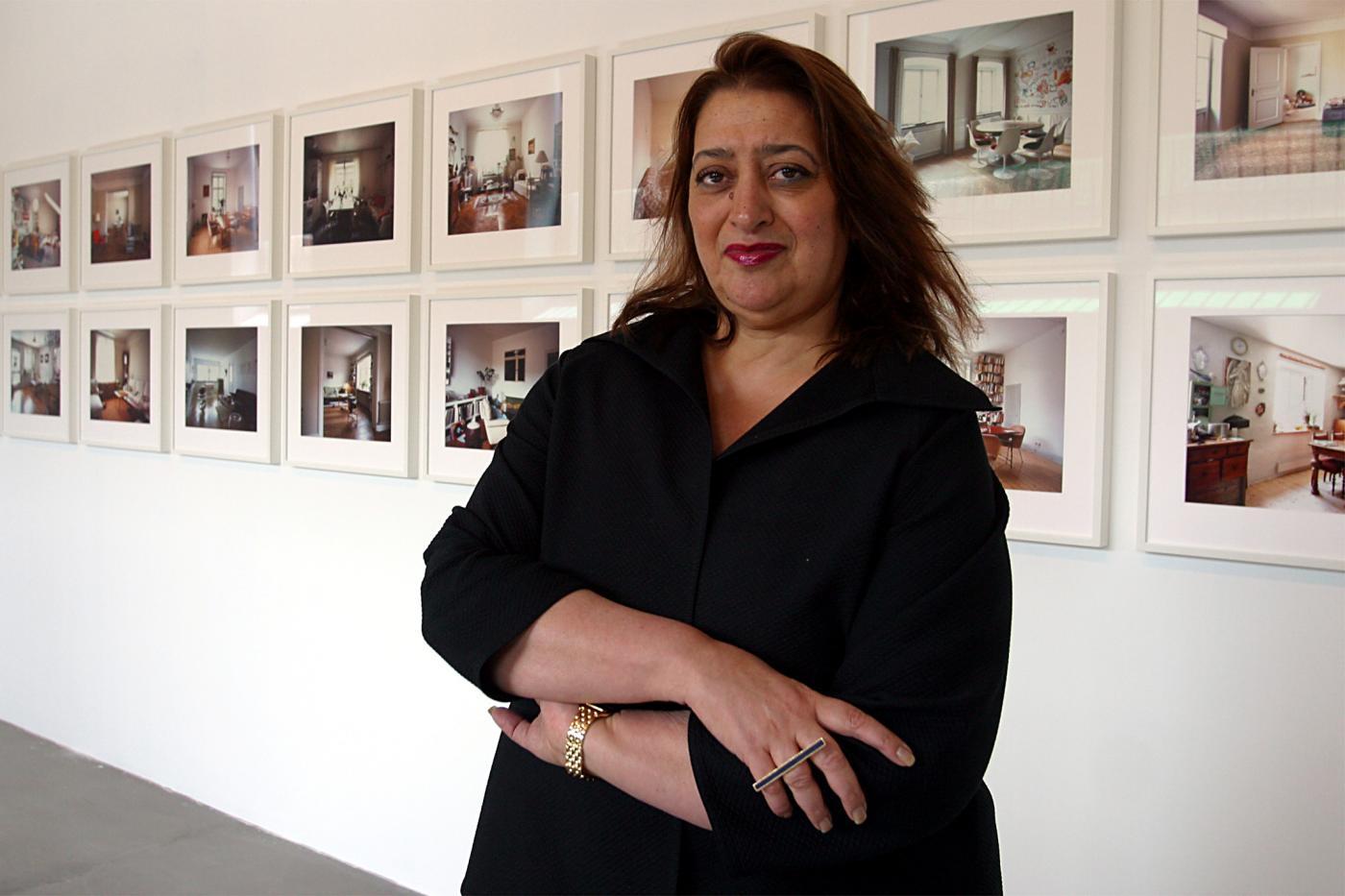 Zaha Hadid, opere e progetti realizzati in Italia