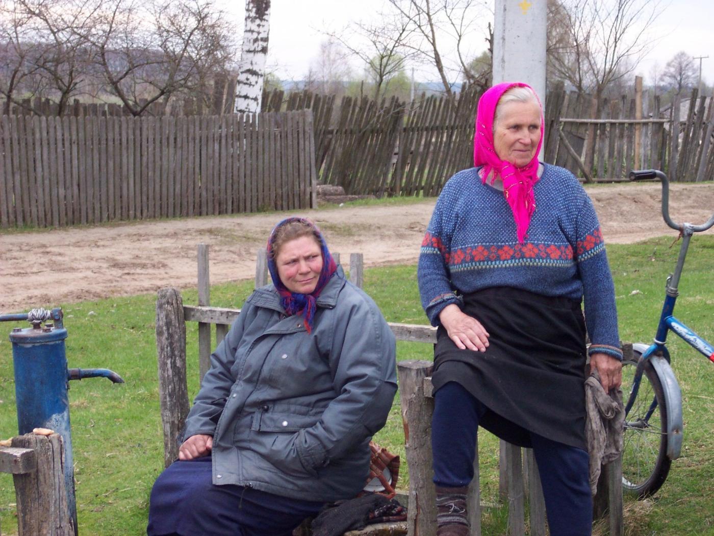 abitanti Chernobyl