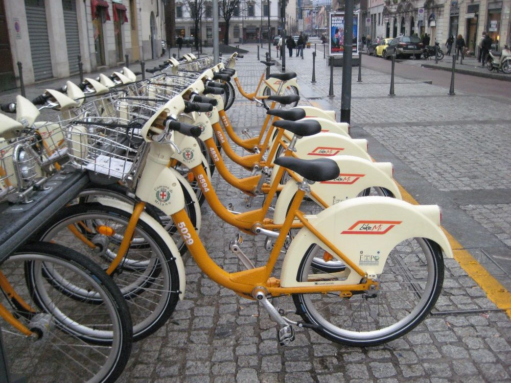 bici milano
