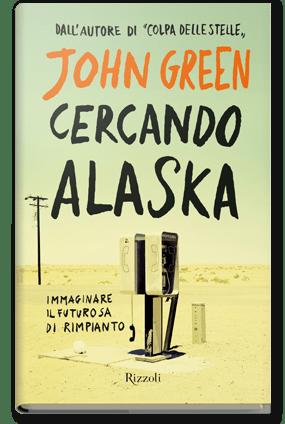 cercando alaska, libro