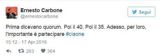 Il #ciaone