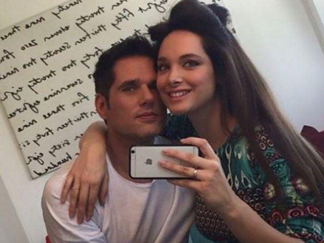 Clizia Fornasier: incidente d'auto all'ottavo mese di gravidanza ma nessuna conseguenza