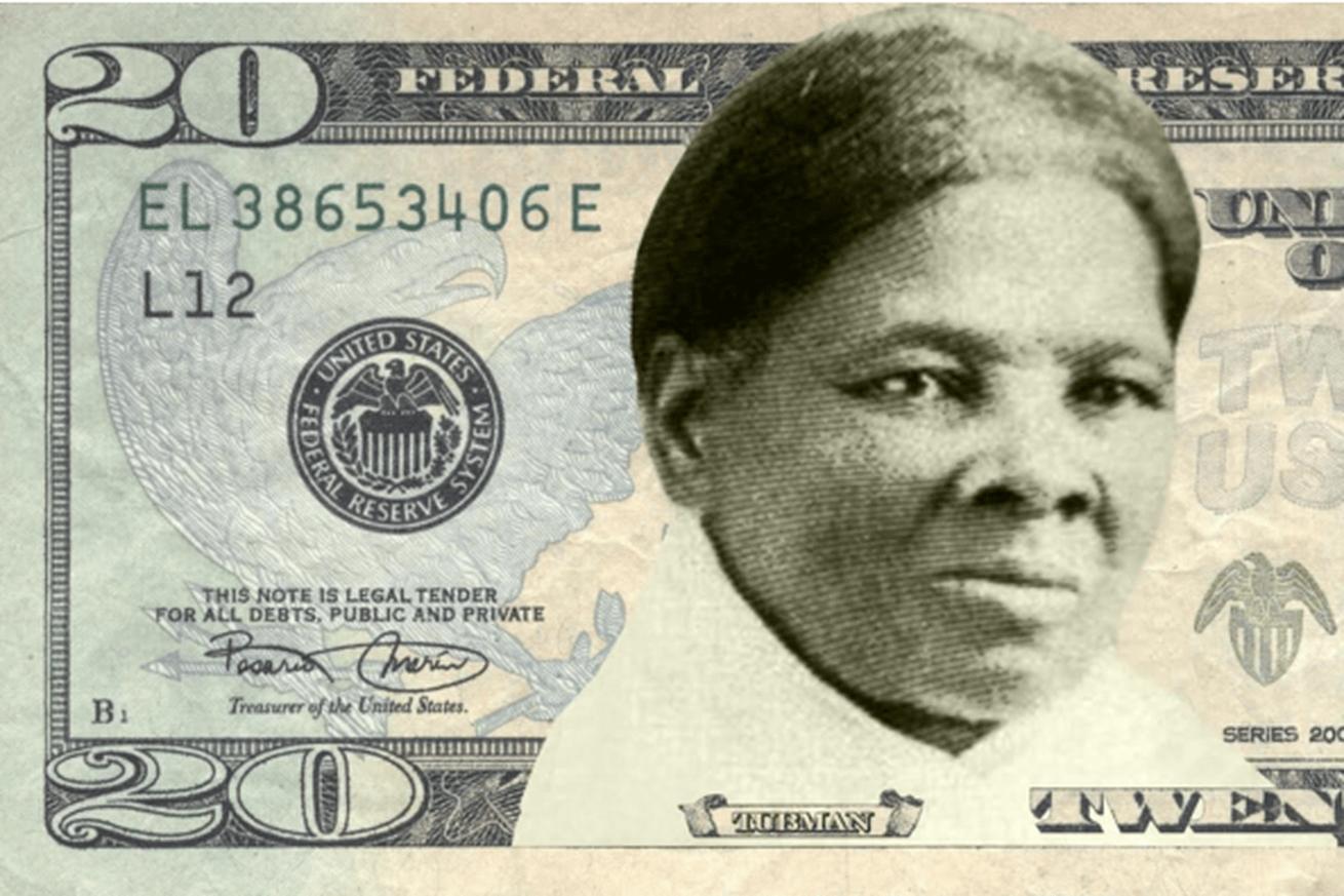 Una donna sulle banconote da 20 dollari: è la prima volta