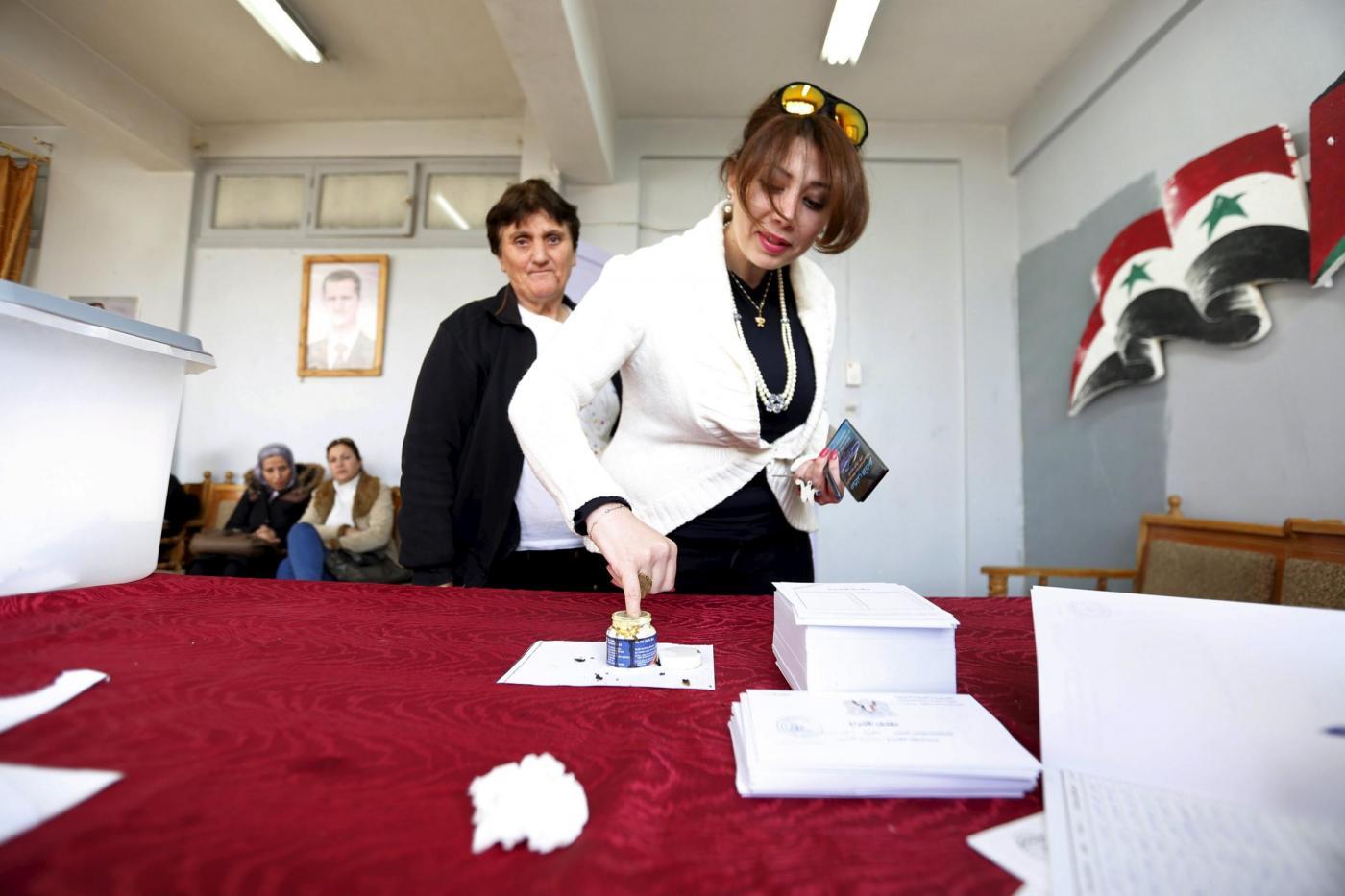 Siria, urne aperte per le elezioni parlamentari
