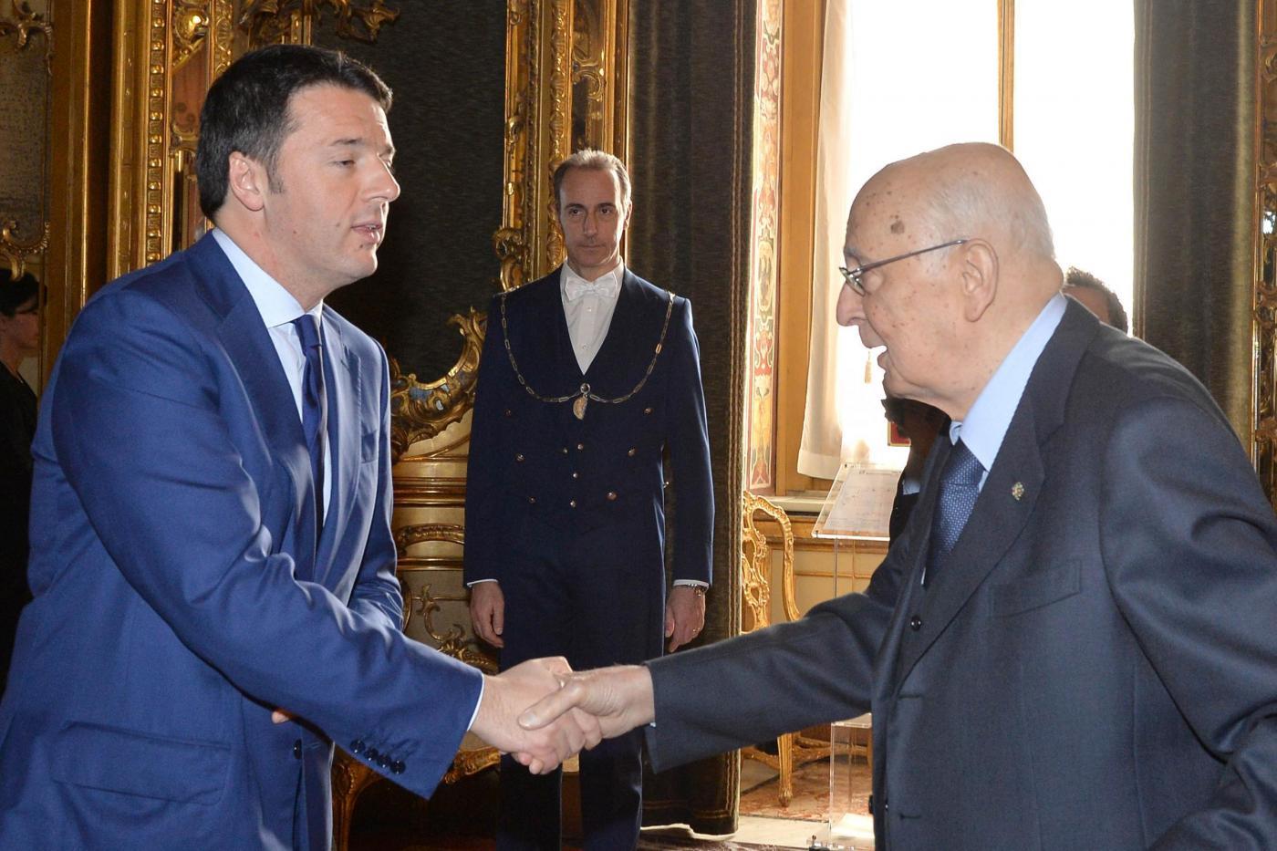 Referendum trivelle, Napolitano: 'Astensione legittima'