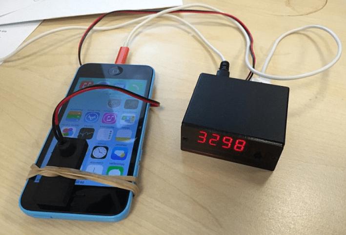iPhone crack ip box