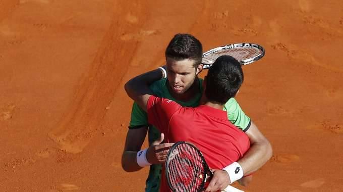 Djokovic esce al primo turno a Montecarlo