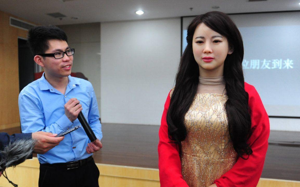 Jia Jia, il robot più umano che esista