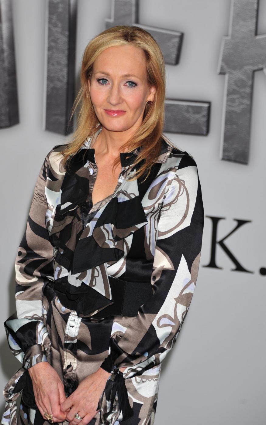 J.K. Rowling, curiosità