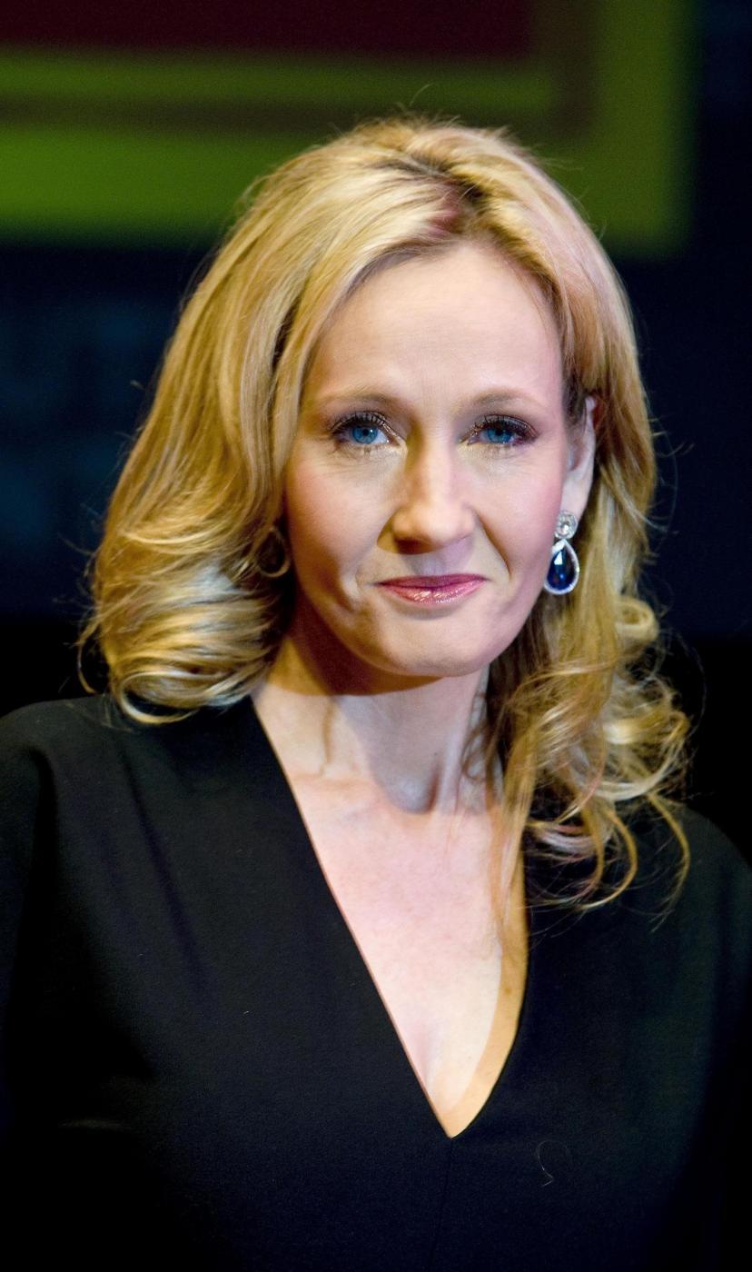 JK Rowling, Harry Potter