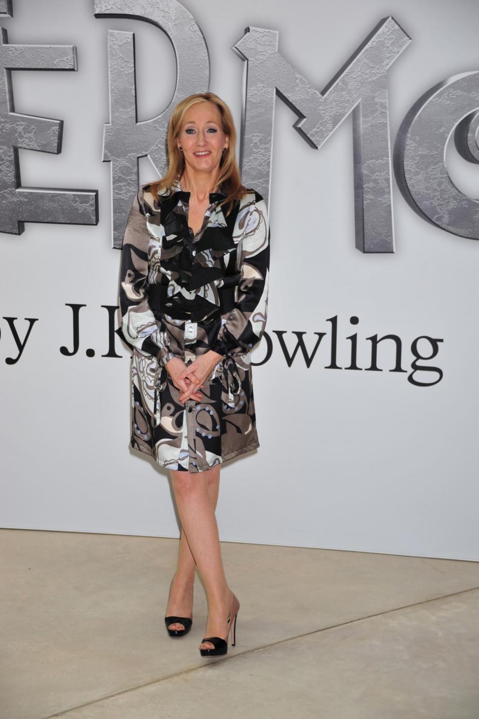 J.K. Rowling, scrittrice
