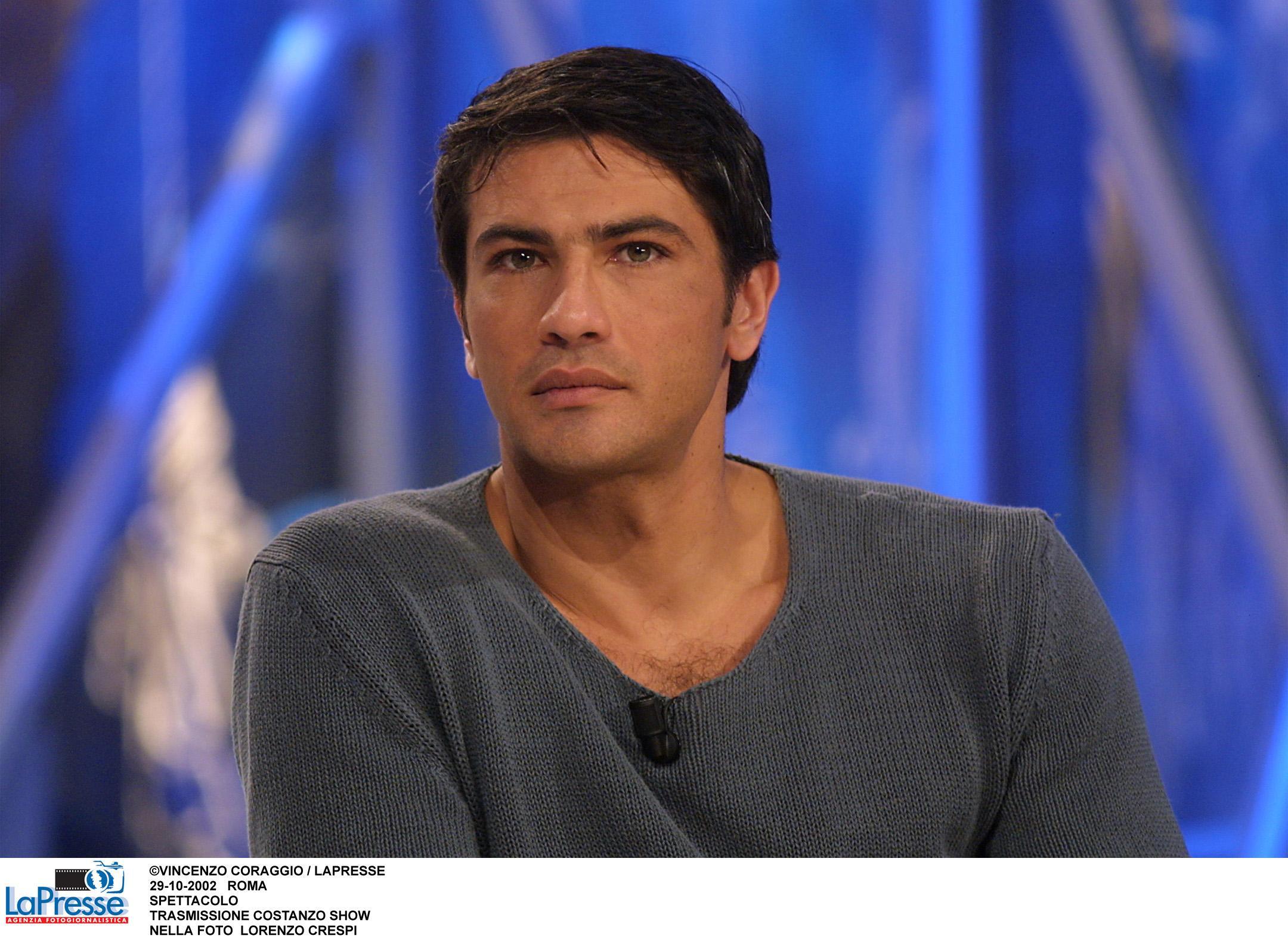 Lorenzo Crespi torna in tv da Barbara D'Urso: 'Un attore deve avere il coraggio di fare tutto'