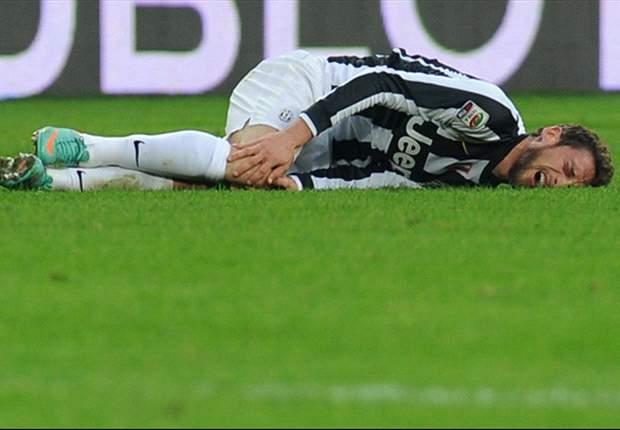 L'infortunio di Marchisio mette in crisi Conte e la Juve