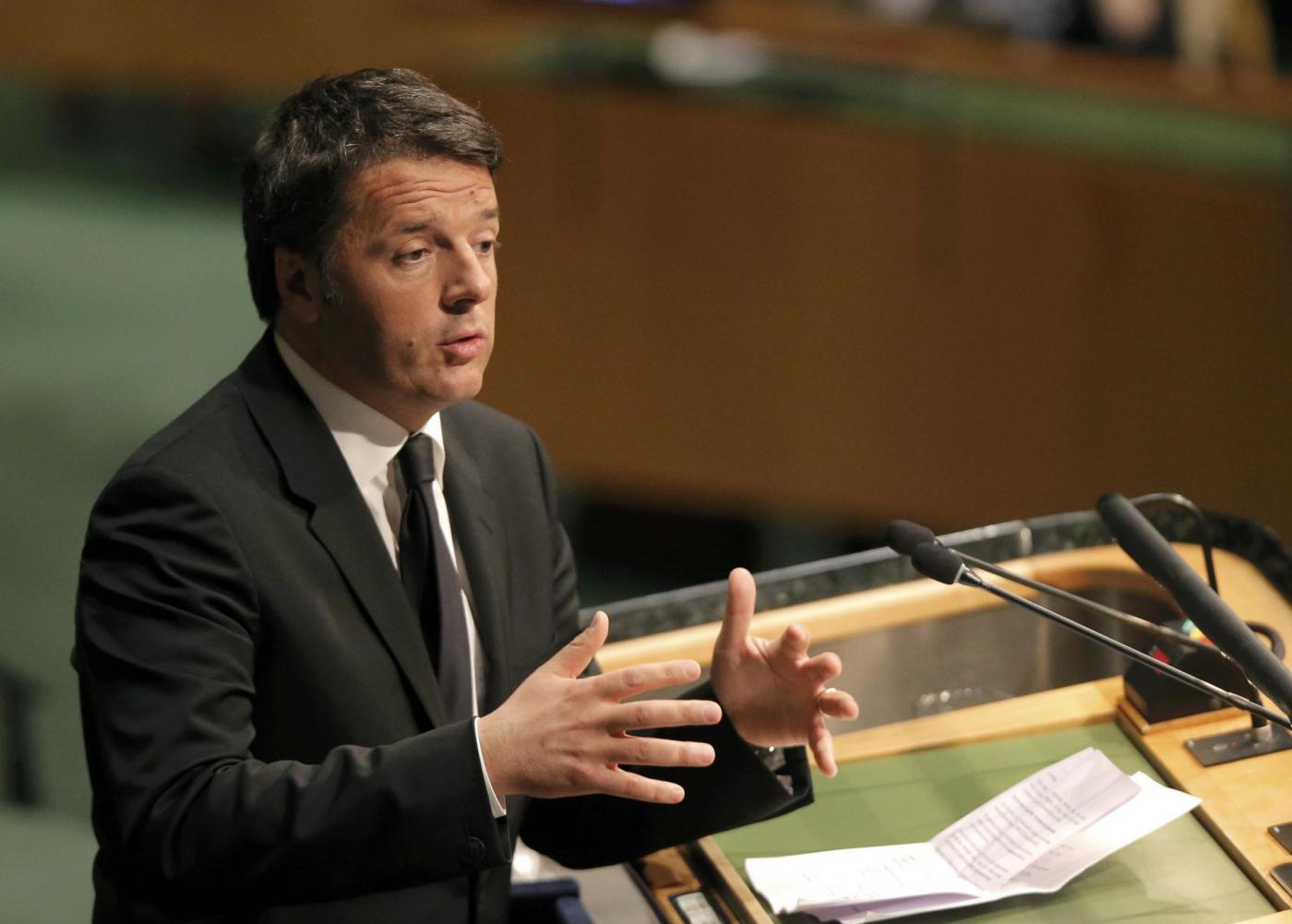 Matteo Renzi: 'Il 1° maggio stanziamo 2,5 miliardi sulla ricerca'