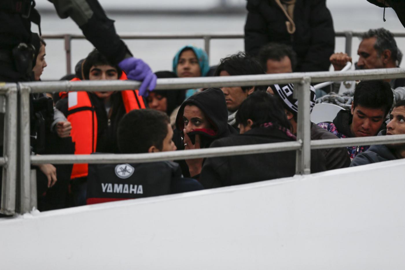Grecia, rimpatriati più di 200 profughi in Turchia