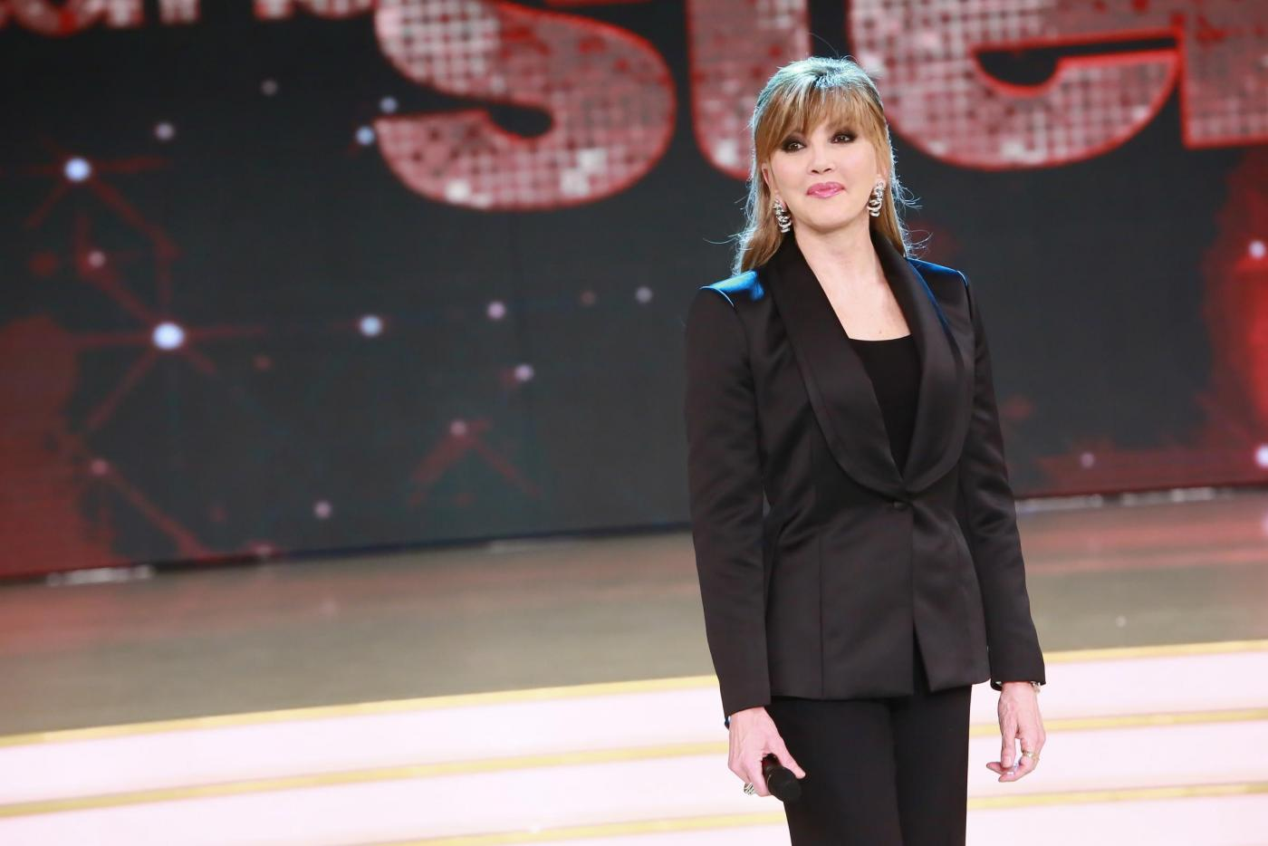 Milly Carlucci Simona Ventura