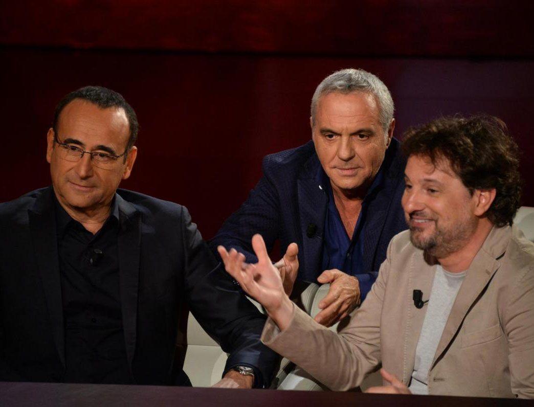 Panariello Conti Pieraccioni tour: da settembre 2016 lo spettacolo nei palasport