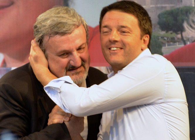 Renzi contro Emiliano: gli scontri tra il premier e il governatore della Puglia
