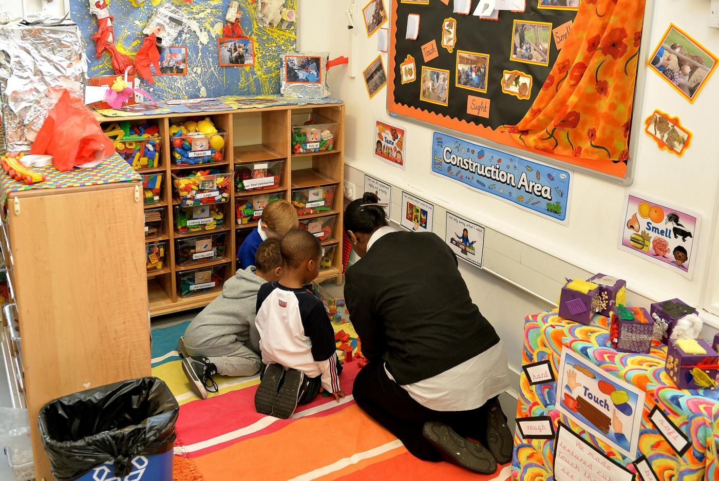 Qualified teachers in every nursery