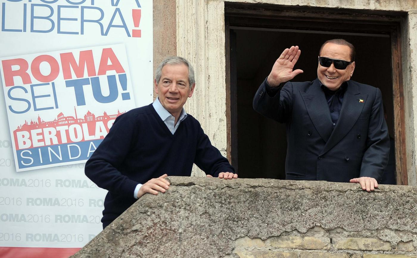 Comunali Roma, Bertolaso rinuncia e Silvio Berlusconi sceglie Alfio Marchini