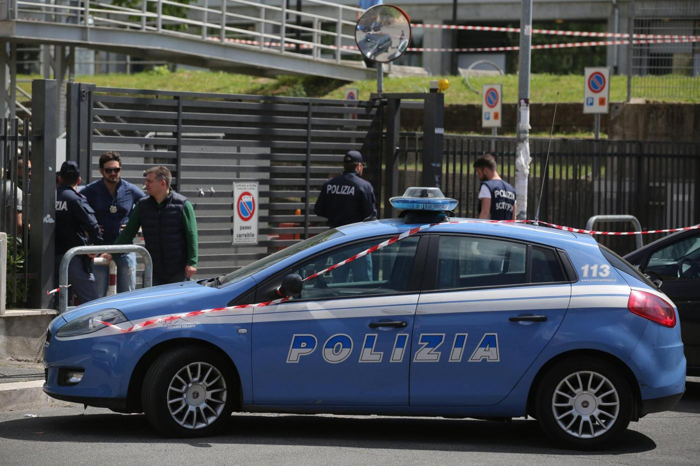 Suicidio all'Università Roma Tre