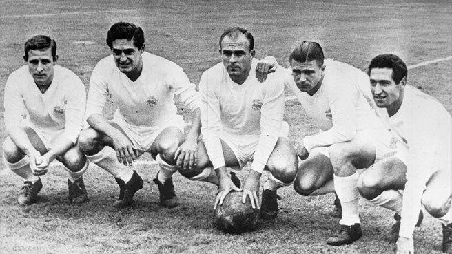 Il grande Real Madrid