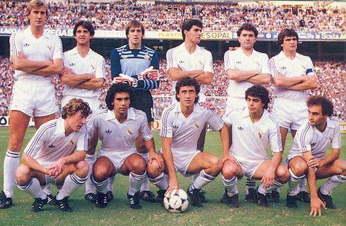 Real Madrid 85