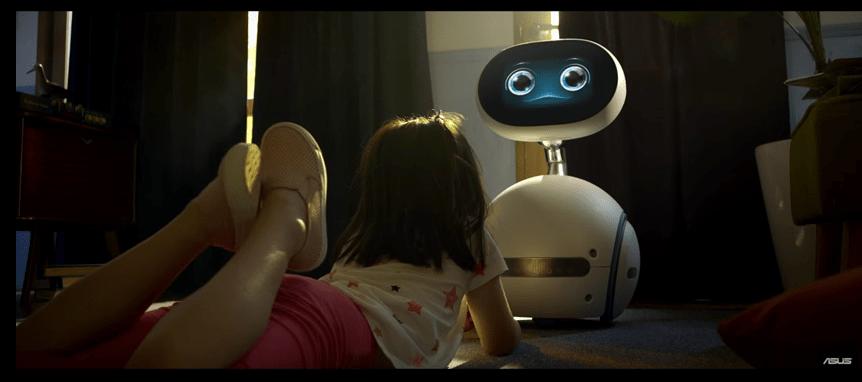 Asus Zenbo, il maggiordomo robot per la famiglia