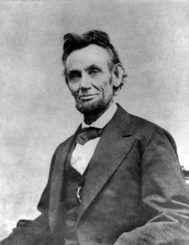 Abramo Lincoln, presidente Usa