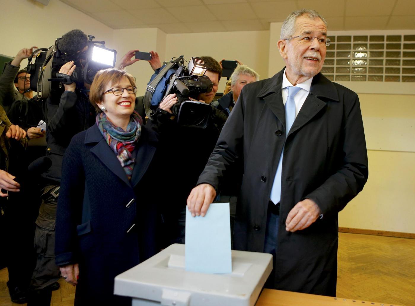 Elezioni in Austria