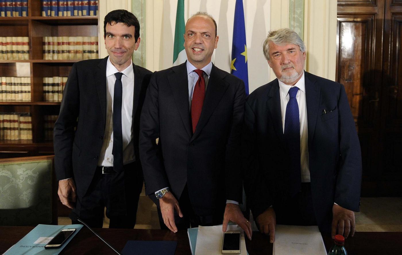 Alfano Martina e Poletti