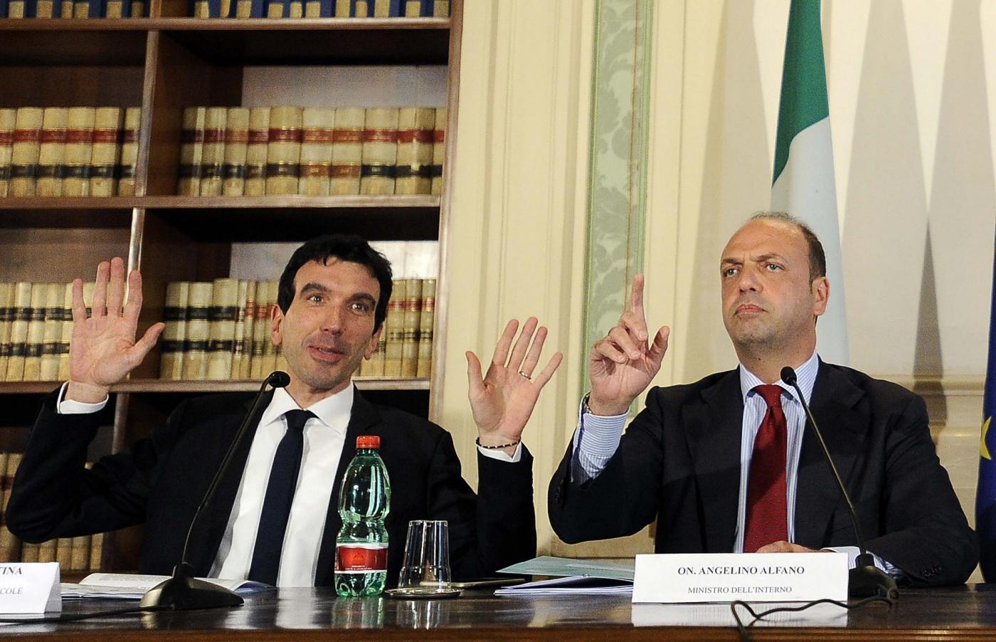 Firma del protocollo di intesa sulla lotta al caporalato