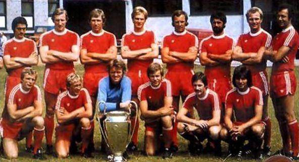 Bayern Monaco 1976