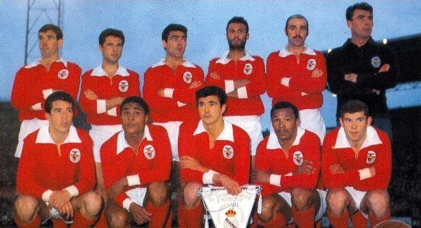 Benfica 61/62