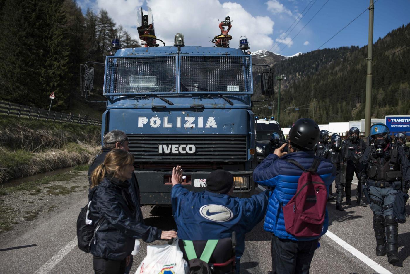 Brennero, aumentano i poliziotti al confine