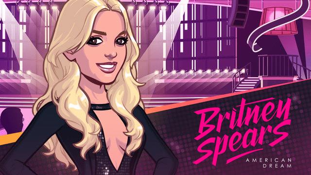 Britney Spears American Dream