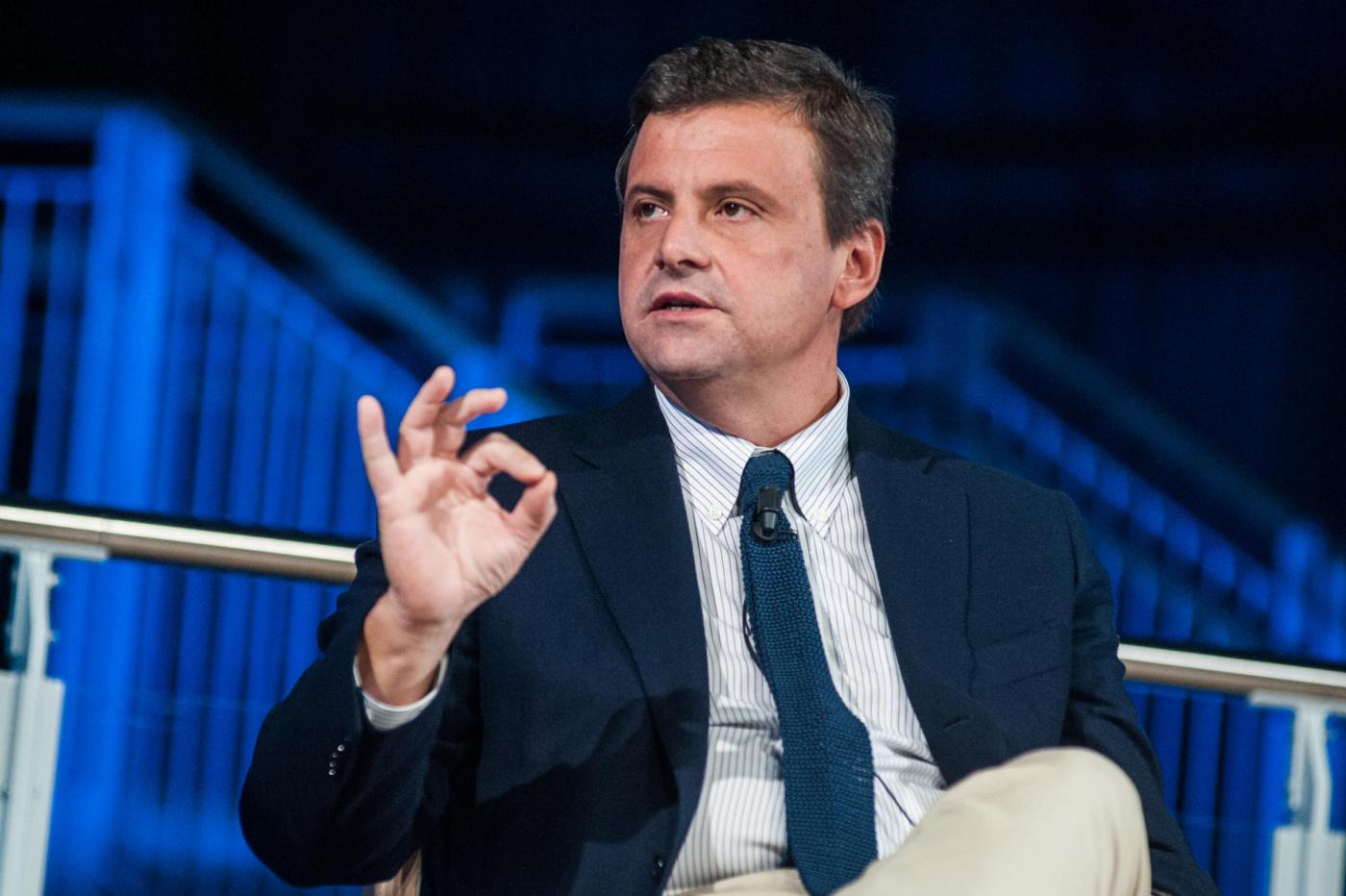"""Matteo Renzi: """"Il nuovo Ministro dello Sviluppo economico è Carlo Calenda"""""""
