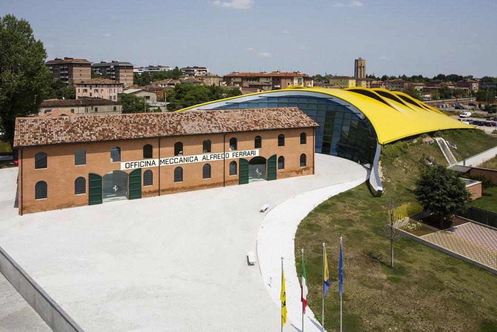 Casa Enzo Ferrari Modena