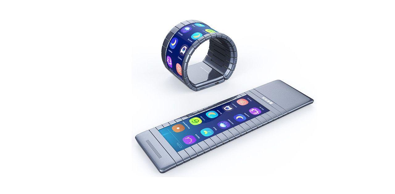 Lo smartphone pieghevole cinese precorre i tempi