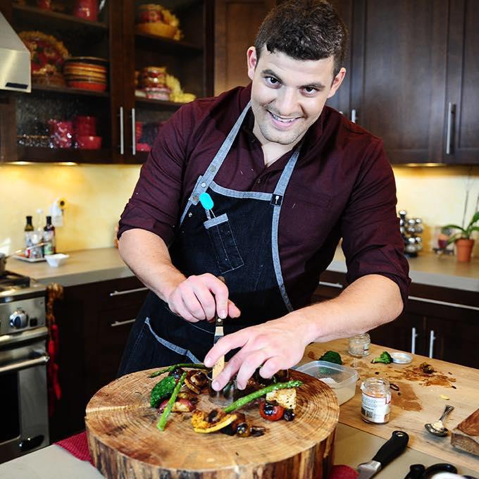 The Herbal Chef, il cuoco che usa la cannabis nella haute cuisine