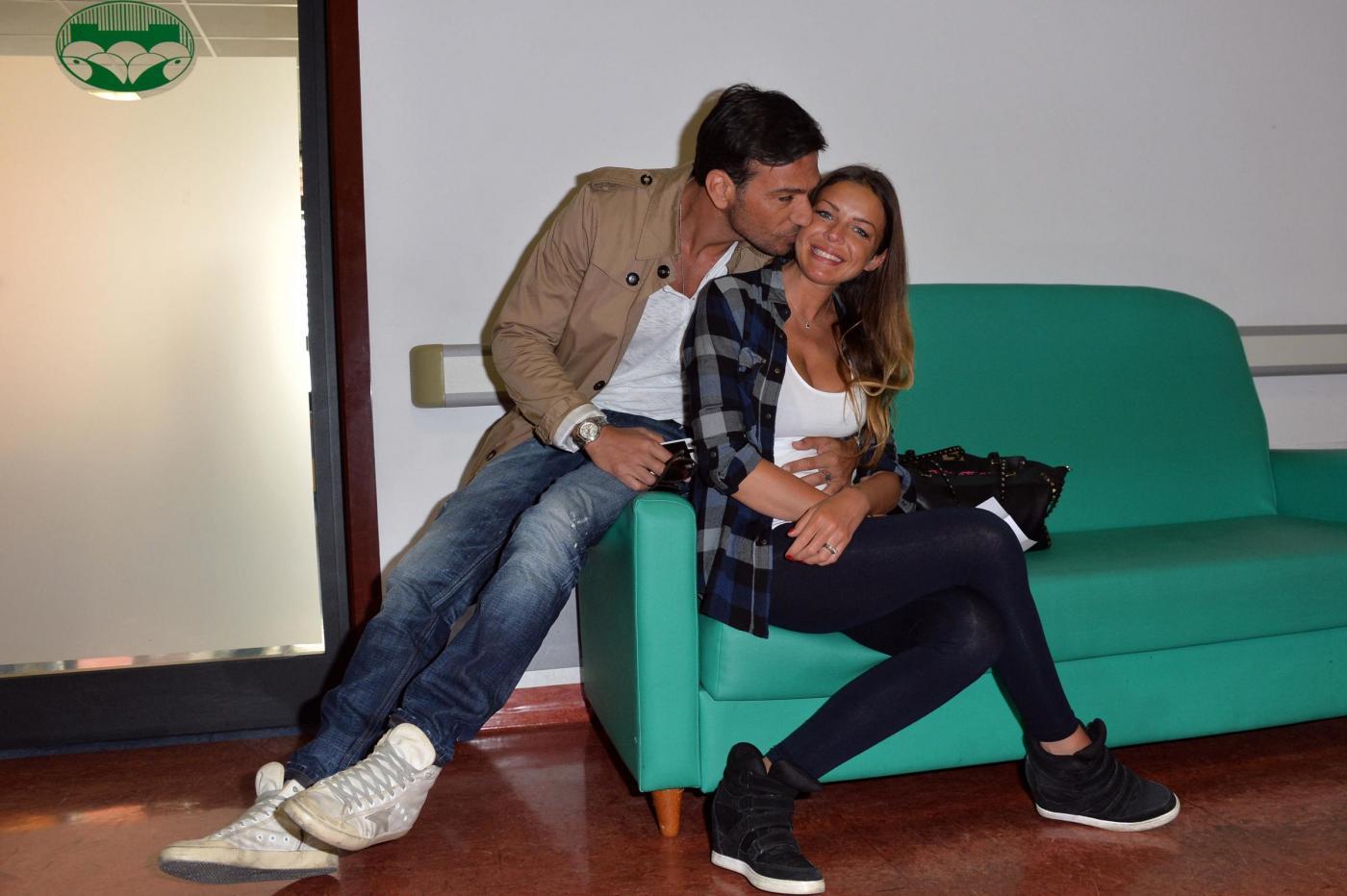"""Costantino Vitagliano e la fidanzata Elisa Mariani Guest d'eccezione presso """"Auditorium Fondazione Castellini Onlus"""""""