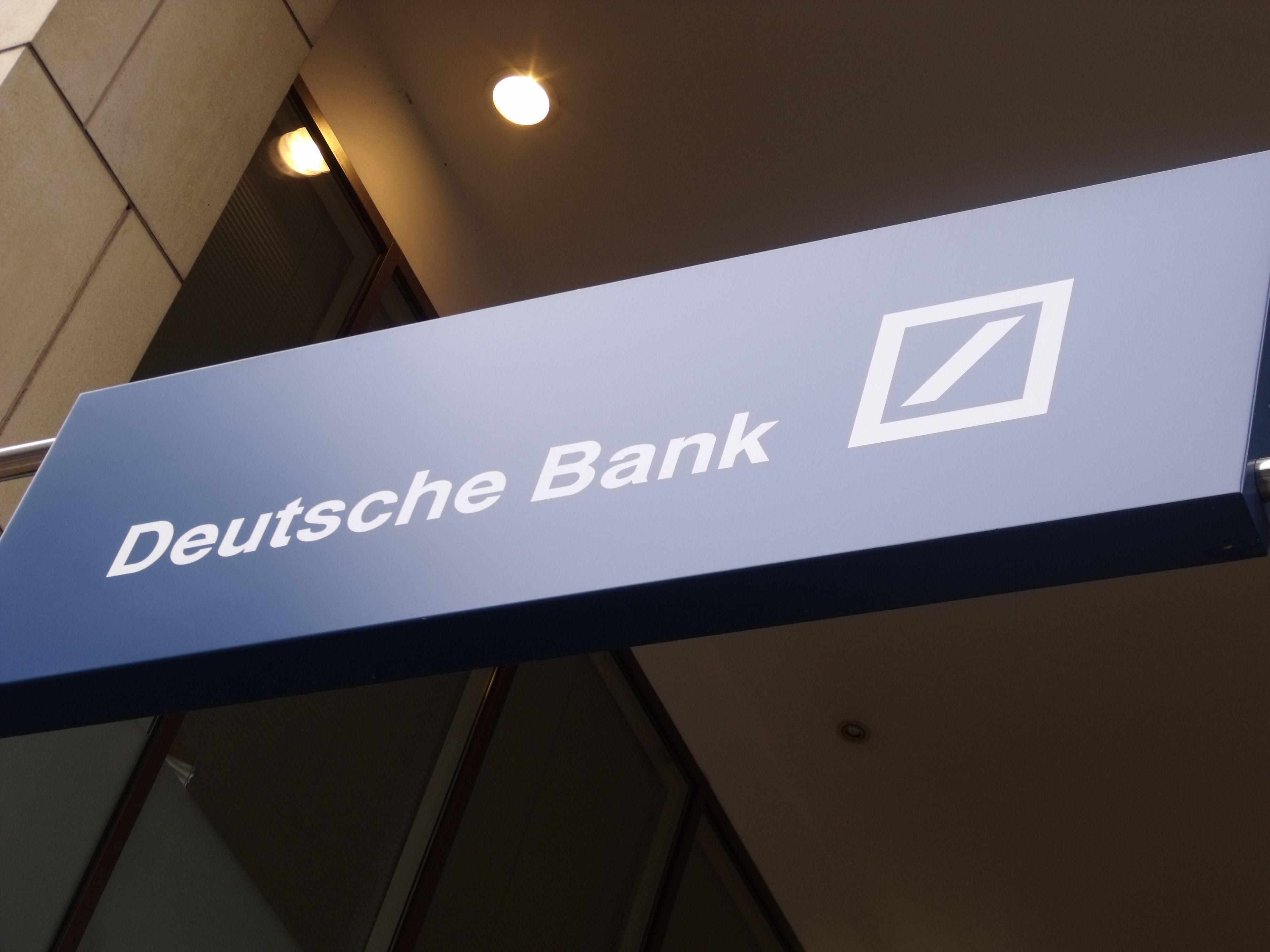 La Deutsche Bank indagata dalla procura di Trani