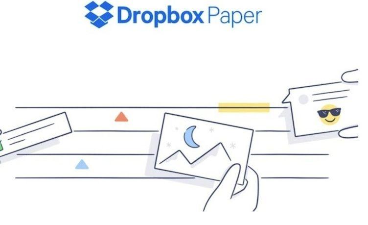 Dropbox Paper