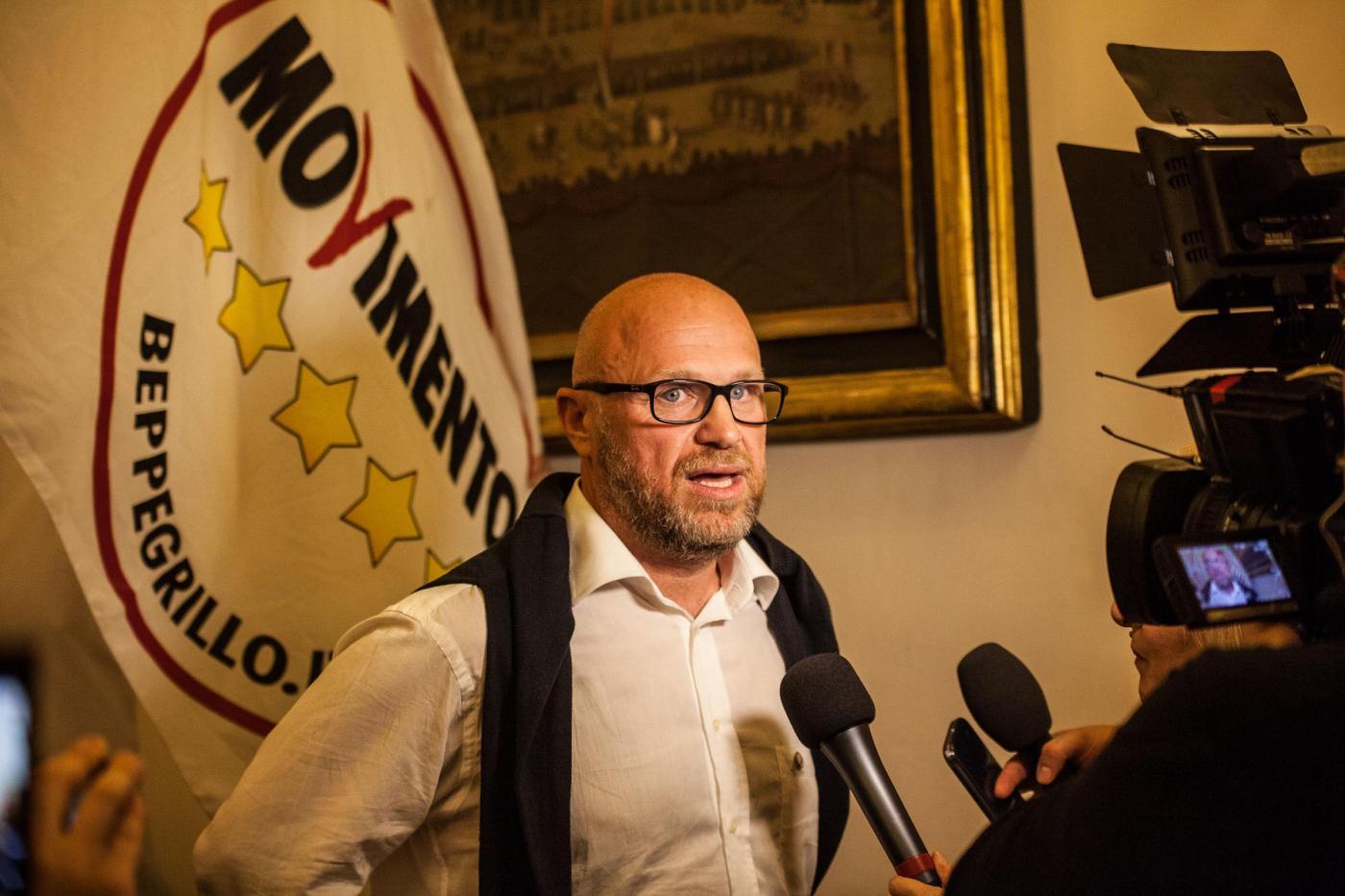 Filippo Nogarin di M5s sindaco di Livorno